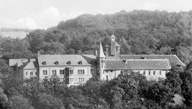 The Abbey about 1935
